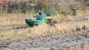 水陆机耕船使用视频