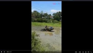 HY—25F的定型机耕船使用视频