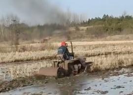 HY-13E加强型机耕船