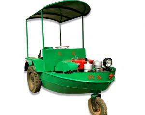 HY-24F型机耕船