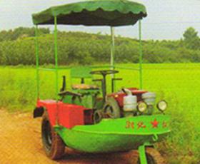 HY-12B型机耕船(1)